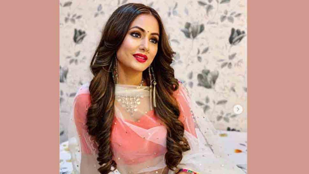 'Komolika' fame Hina Khan will soon be seen with Adhyayan Suman in 'Damaged'
