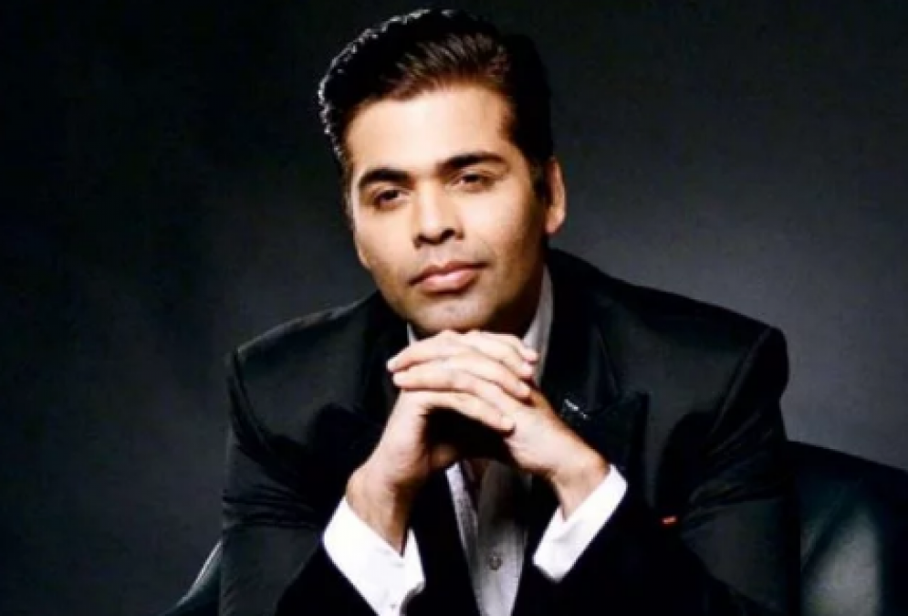 'Karan Johar' had tears in eyes on the end of this article of our constitution