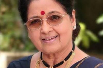Veteran actress Ashalata Wabgaonkar passes away
