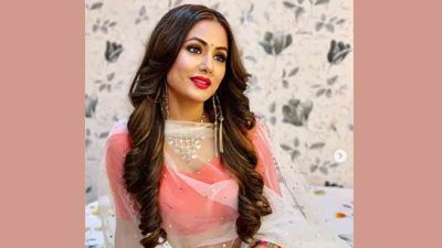 'Komolika' fame Hina Khan will soon be seen with Adhyayan Suman in 'Damaged'