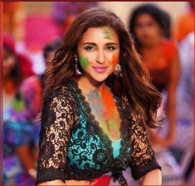 Parineeti gets emotional as the shooting of 'The Girl on the Train' concludes