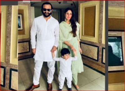 Now no one will be able to take pictures of Taimur, mother Kareena took this a big decision