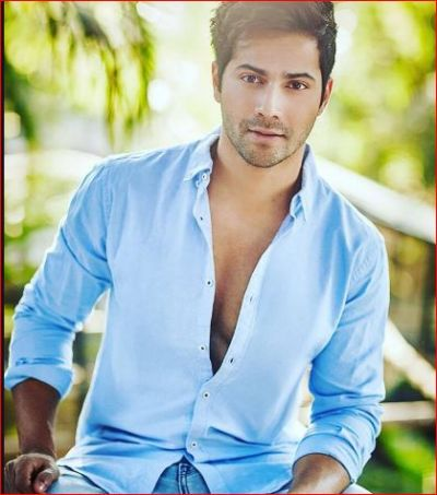 Fan gives this special gift to Varun Dhawan, actor shared the picture