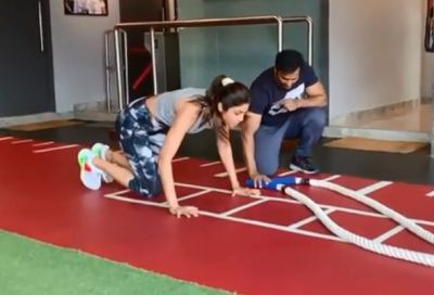 Shilpa Shetty's fit avatar takes social media to storm, video goes viral