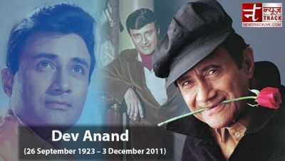 Dev Anand can't spend a moment without this actress, used to meet near the water tank