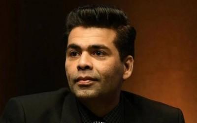 Karan Johar breaks silence on NCB's drugs probe