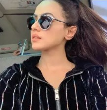 This Bollywood actress bought her own helicopter