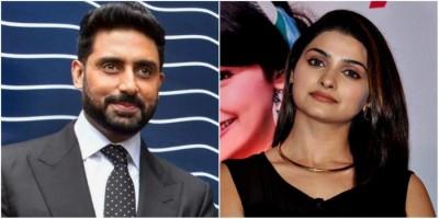 Netizen shames Abhishek Bachchan for having more followers than Prachi Desai, Here's how actor reacted