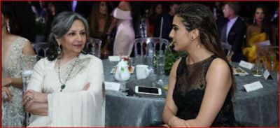 Sara Ali Khan seen on Red carpet with her grandmother, Says,
