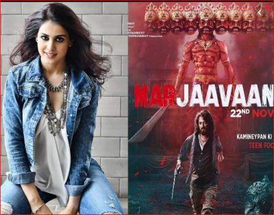 Genelia D'Souza has an adorable reaction to husband Riteish Deshmukh's 'Marjaavaan' trailer