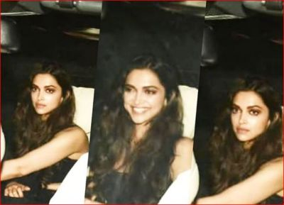 Big Bollywood stars arrived at Ranbir Kapoor's birthday party, Deepika Padukone was spotted!