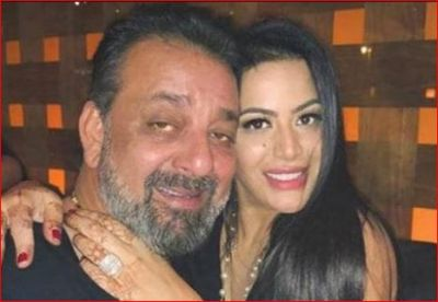 Trishala Dutt reacts on rumours of not being on good terms with dad Sanjay Dutt