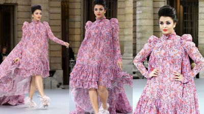 Aishwarya dazzled at Paris Fashion Week, people went crazy for her looks!