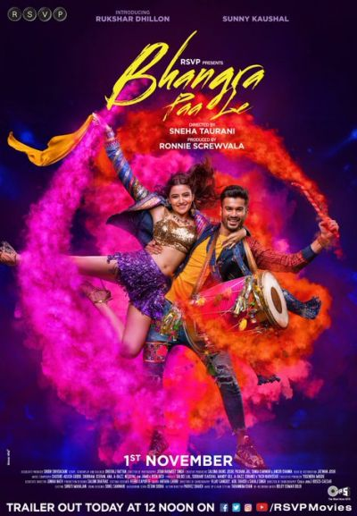 Trailer of Sunny Kaushal and Rukhsar Dhillon's dance film 'Bhangra Pa Le' released