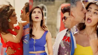 VIDEO: The first song of Housefull 4 rocked as soon as it came, 'Ek Chumma To Banta Hai'