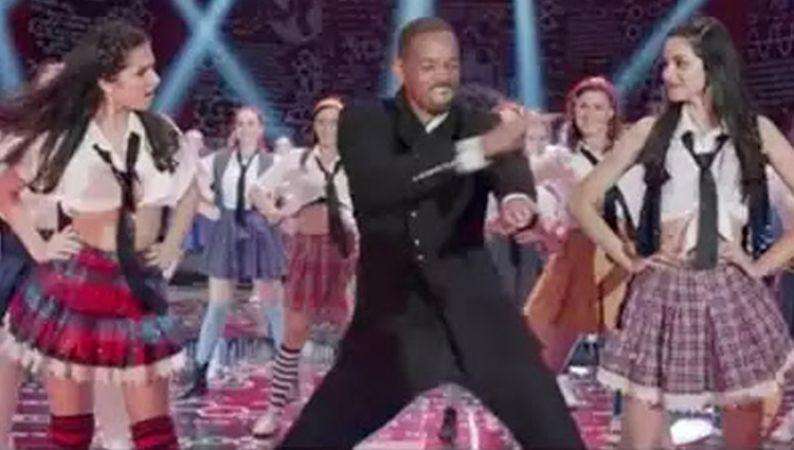 हॉलीवुड स्टार Will Smith के लिए फिर से तैयार हुआ 'राधा' सॉन्ग, इस फिल्म में आएगा नजर