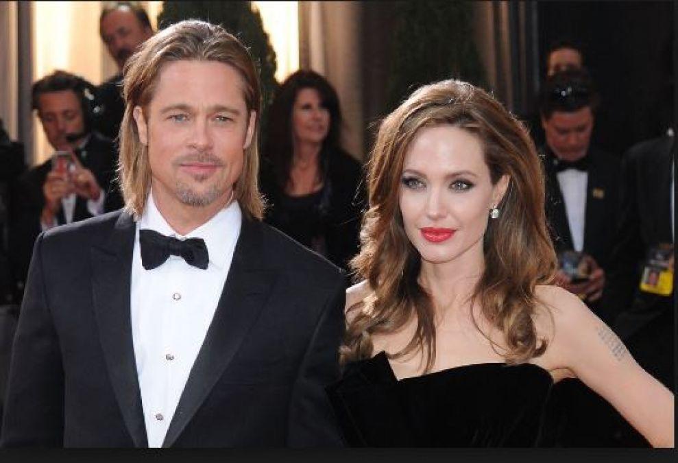 अब इस तरह से अलग हुए Brad Pitt और Angelina jolie , 2016 में लिया था तलाक