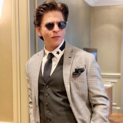 Lady Gaga guves such reaction after watching Shahrukh Khan on TV