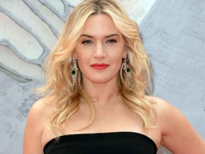 Actress Kate Winslet was overwhelm by this experience during her visit to India