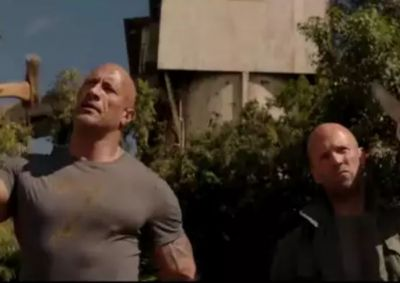 Fast & Furious Presents: Hobbs & Shaw gets a big shock, Leaks Before Release!