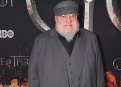 I don't think Game of Thrones show was good for me: George RR Martin