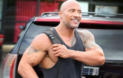 FORBES: Hollywood dominates top-3, 'The Rock' becomes the most earning actor!