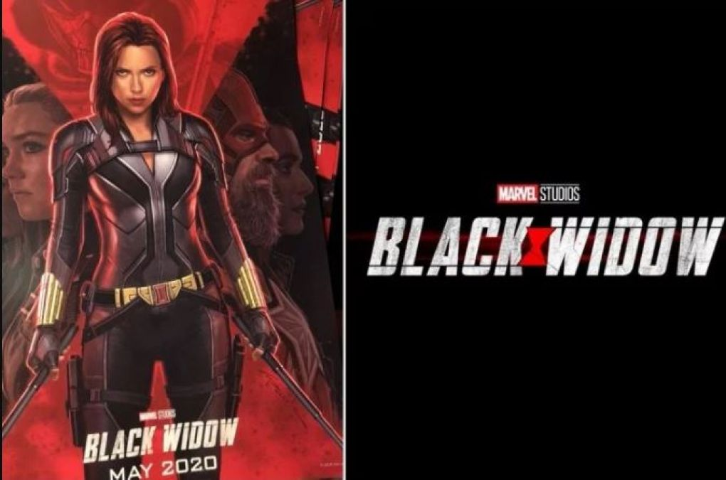 First Poster of 'Black Widow' Released, check it out here