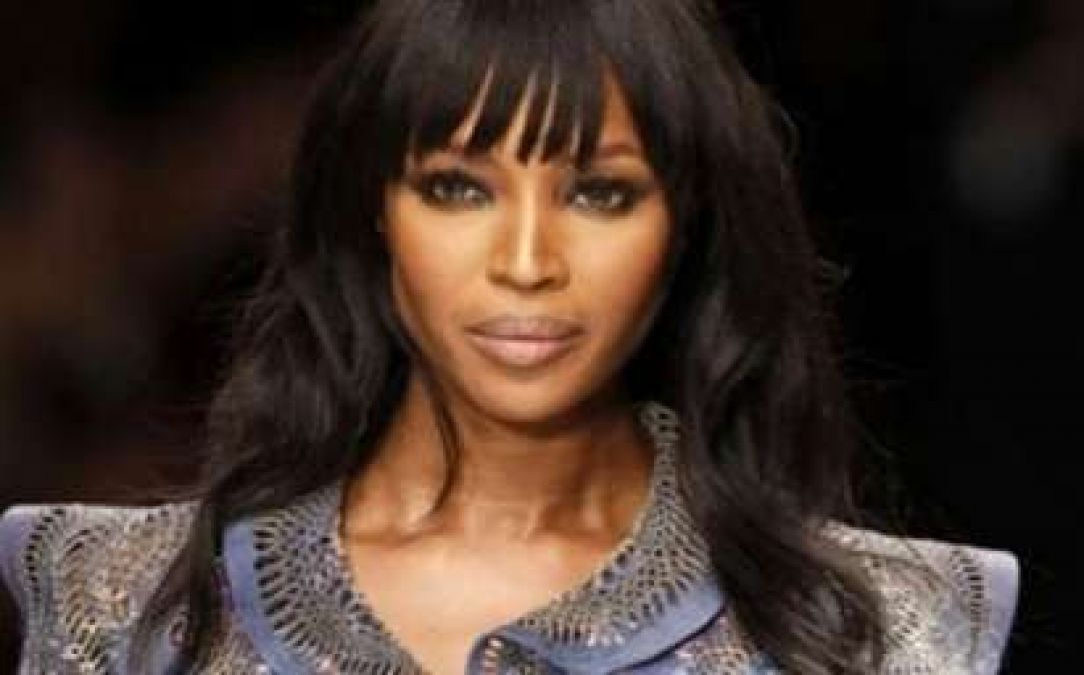 Naomi Campbell does not care about being