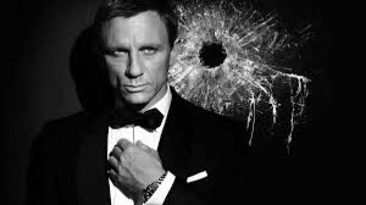 James Bond's last movie trailer to be released on this day