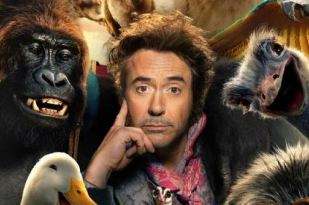 Robert Downey will soon bring the animal world to theaters