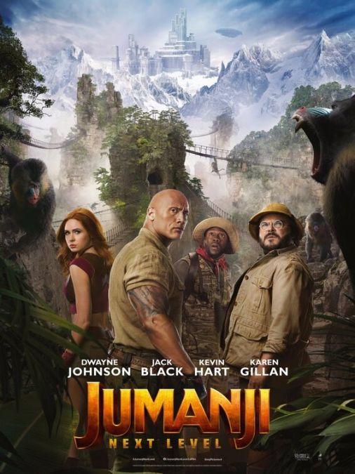 Jumanji: Special effects made the film full of thrills, Mardaani 2 will face the