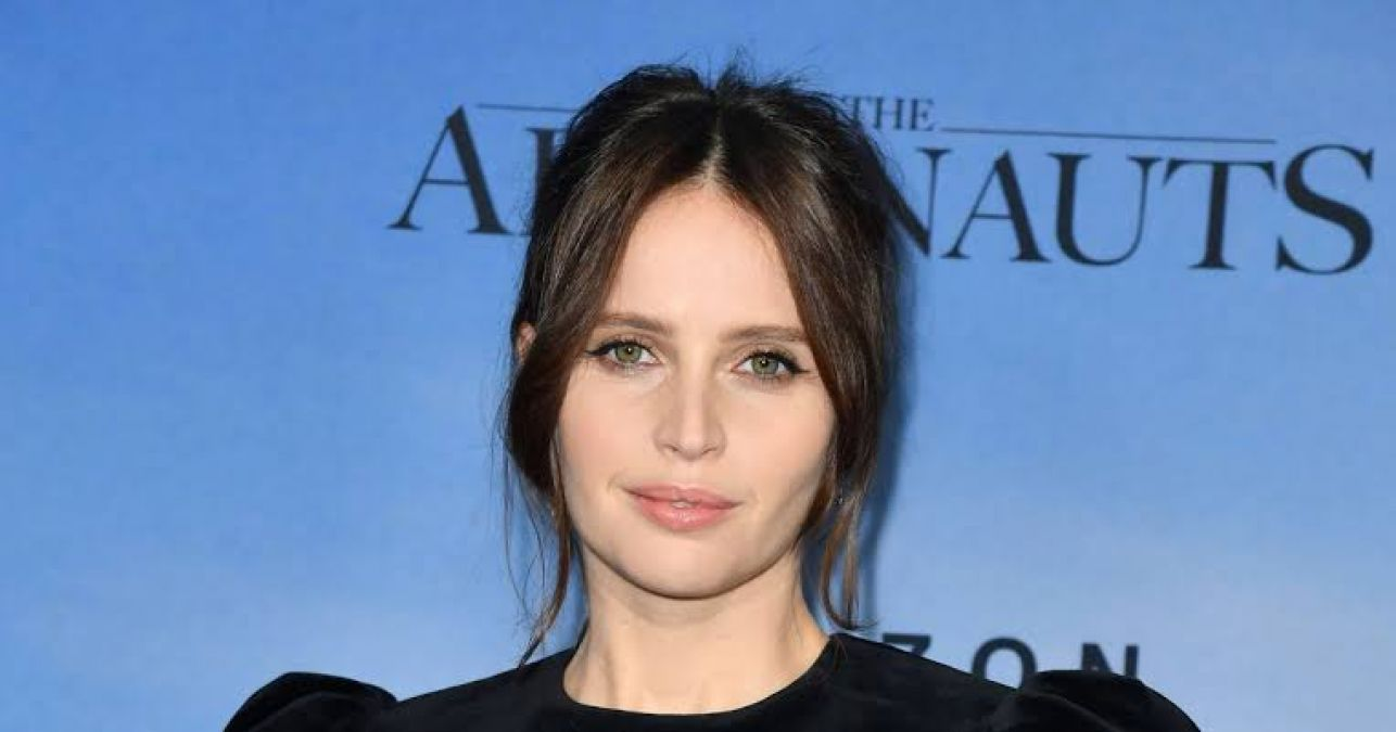 Hollywoods famous actress Felicity Jones is going to be a mother for the first
