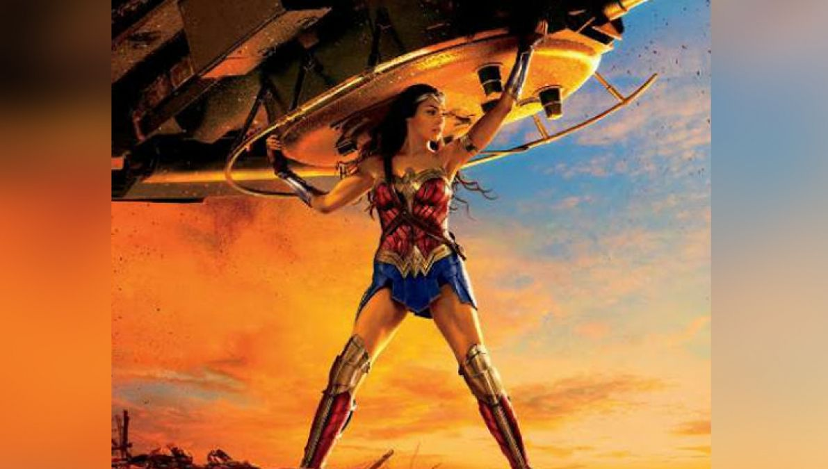 Wonder Woman trailer will be released on this day, first poster