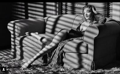 गिगी हदीद ने बेबाकी से दिए सेक्सी पोज़, इंटरनेट पर मचा कोहराम