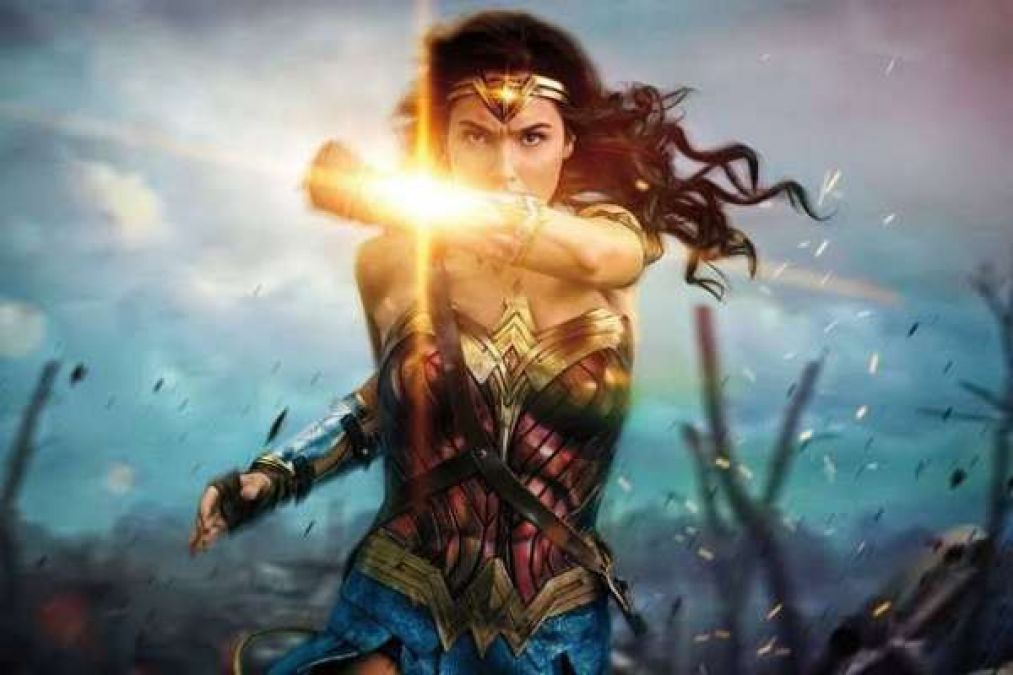 Hollywood Movie Wonder Woman trailer released, check it out
