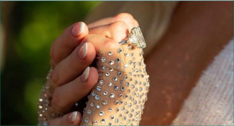 इस मशहूर अदाकारा ने की अपने बॉयफ्रेंड से सगाई, मिली 14,51,08,600 रुपये की रिंग