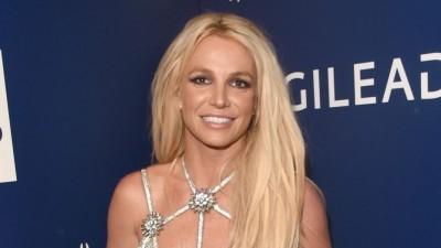 Britney Spears Hurt Herself During Dance Rehearsal