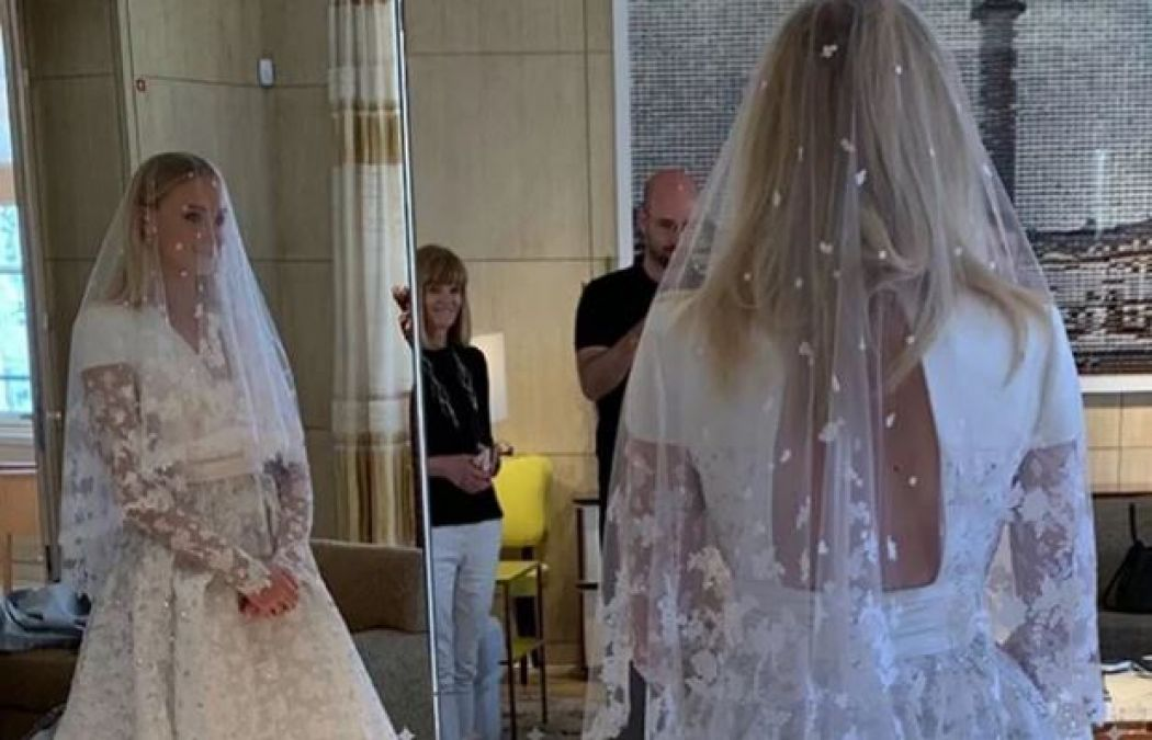 Sophie Turner's Wedding Gown has interesting facts; read here!