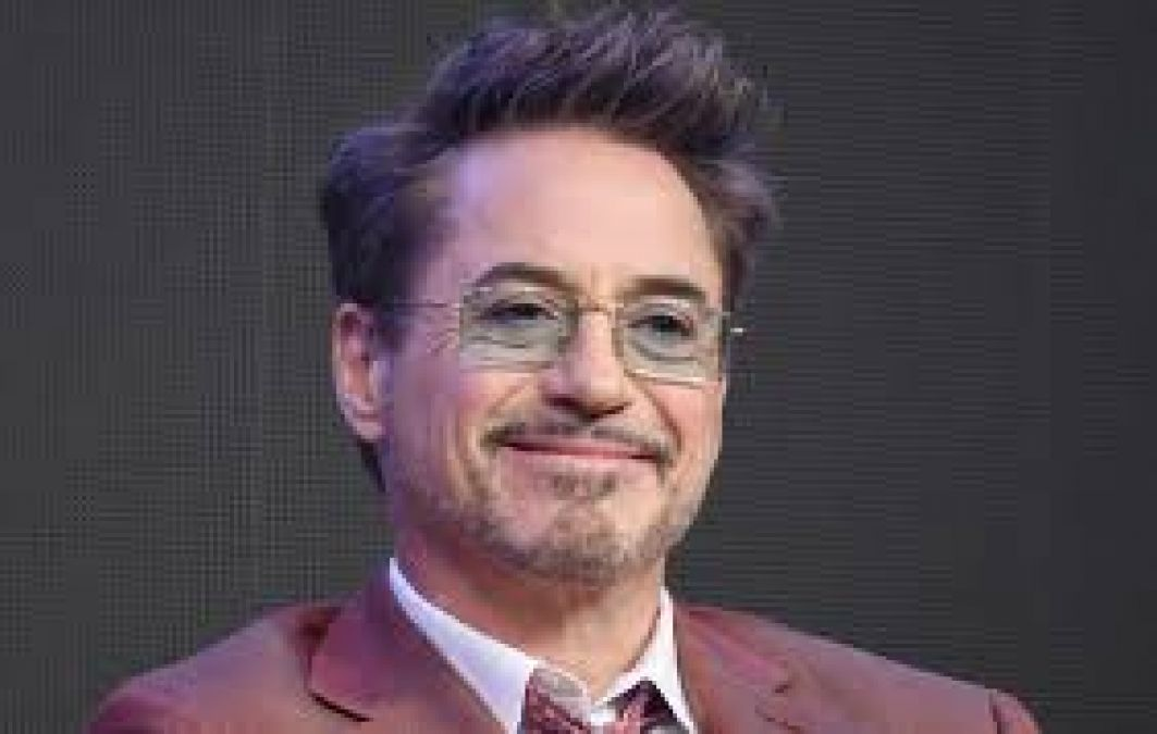 The End of Ironmans Pleasant Journey, Robert Downey Jr. said for the