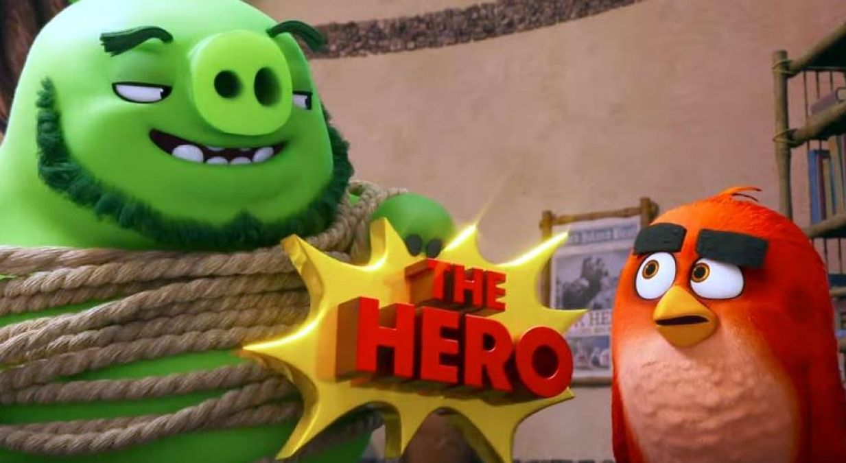 Kapil Sharma to voice Red in The Angry Birds Movie 2, Hindi Trailer