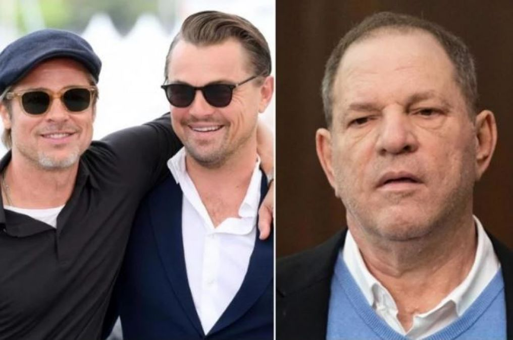 Brad Pitts Big Confession Compares Producer Harvey To Manson Murderer Facing Serious