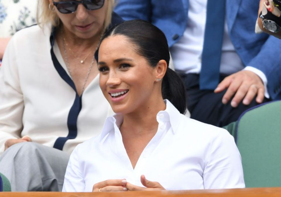 Meghan Markle edits British Vogue but DOESNT feature on