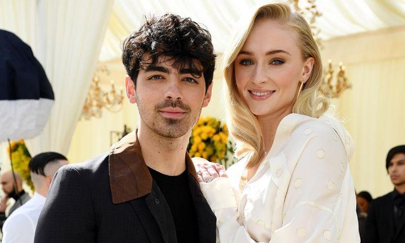 Joe Jonas speaks about the wedding with Bae Sophie