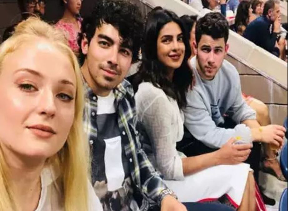 Priyankas Brother-in-Law did something which calls for an