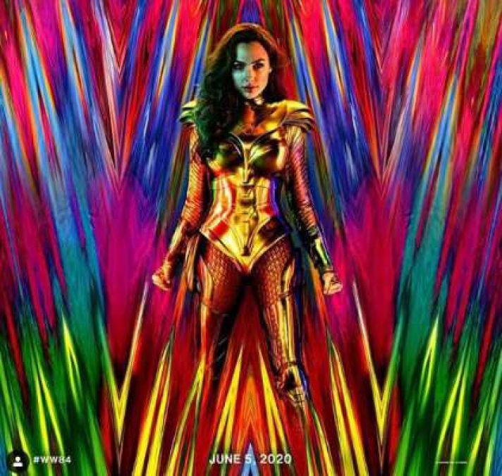 Wonder Woman 1984 first look released, on this day the film will hit the