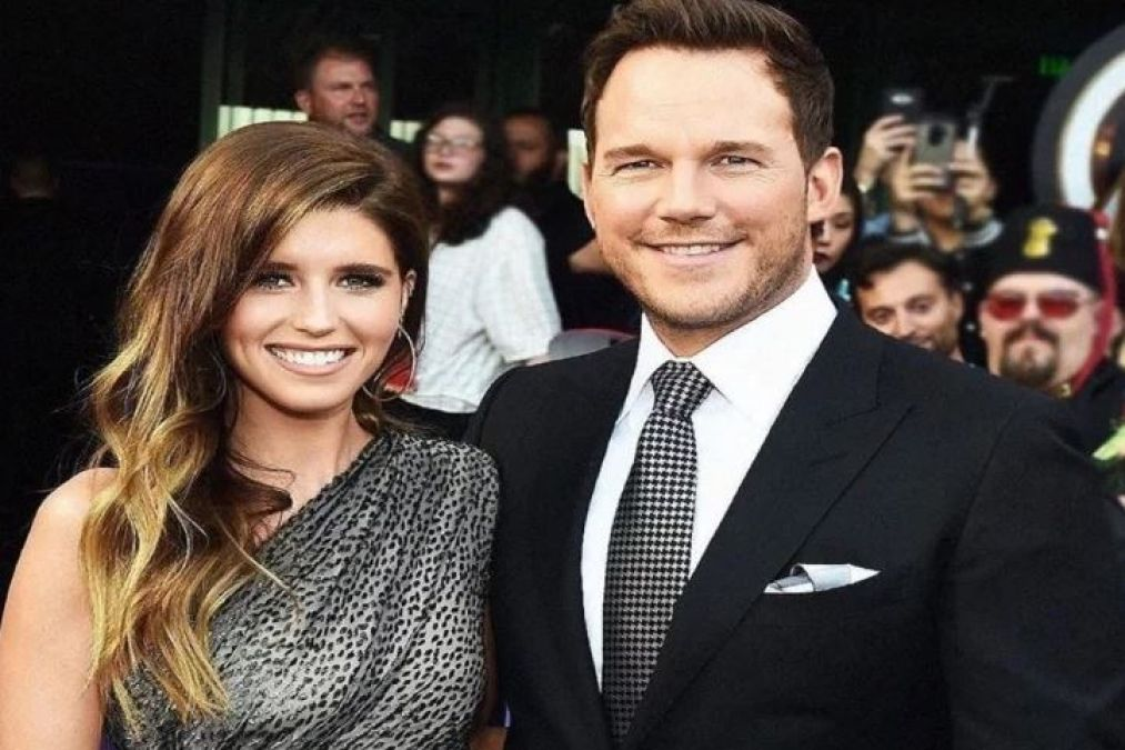 Chris Pratt-Catherine Schwarzenegger get married; 6-year-old son also came to watch
