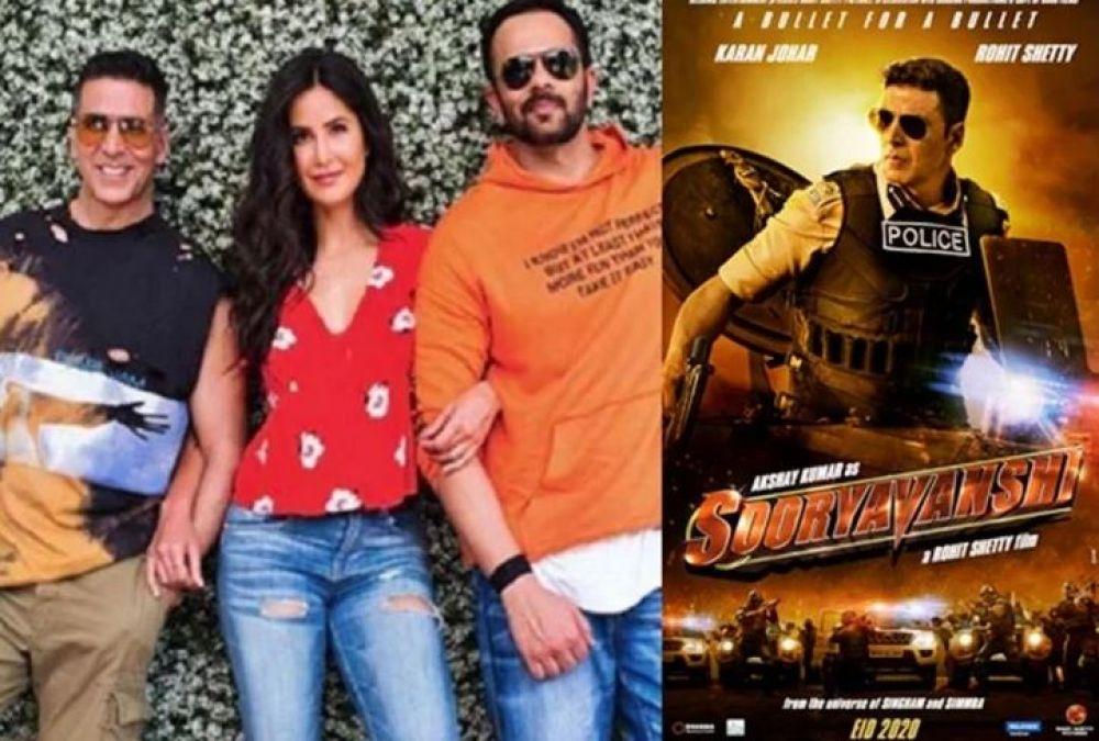Akshay Kumar's fans beefed up, Salman reveals 'Sooryavanshi' release date!