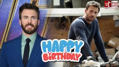 Chris Evans first started acting at 15: his first acting gig was an educational video about the environment