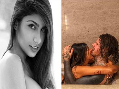 बॉयफ्रेंड की गोद में बैठकर KISS करते हुए नजर आईं मिया खलीफा