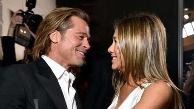 Brad Pitt convinces this actress for friends reunion